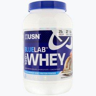 BlueLab 100% Whey USN VS 100% Whey Gold